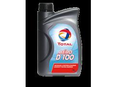 Letecký olej Total Aero D 100 - balení 18x1 L Letecké oleje - Motorové oleje pro pístové letecké motory
