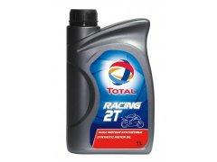 Motocyklový olej 5W-30 Total Racing 2T Motocyklové oleje - Motorové oleje pro 2-taktní motocykly