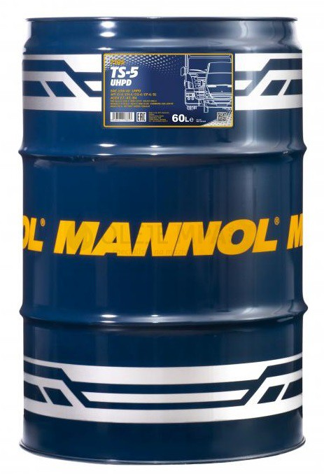 Motorový olej 10W-40 UHPD Mannol TS-5 - 60 L