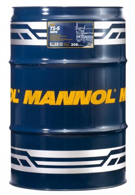 Motorový olej 10W-40 UHPD Mannol TS-5 - 208 L
