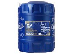 Motorový olej 15W-40 SHPD Mannol TS-4 Extra - 20 L Motorové oleje - Motorové oleje pro nákladní automobily - 15W-40
