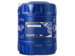 Převodový olej 80W-90 Mannol Universal Getriebeoel - 20 L Převodové oleje - Převodové oleje pro manuální převodovky - Oleje 80W-90