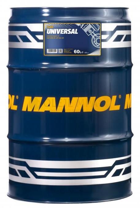 Převodový olej 80W-90 Mannol Universal Getriebeoel - 60 L - Oleje 80W-90