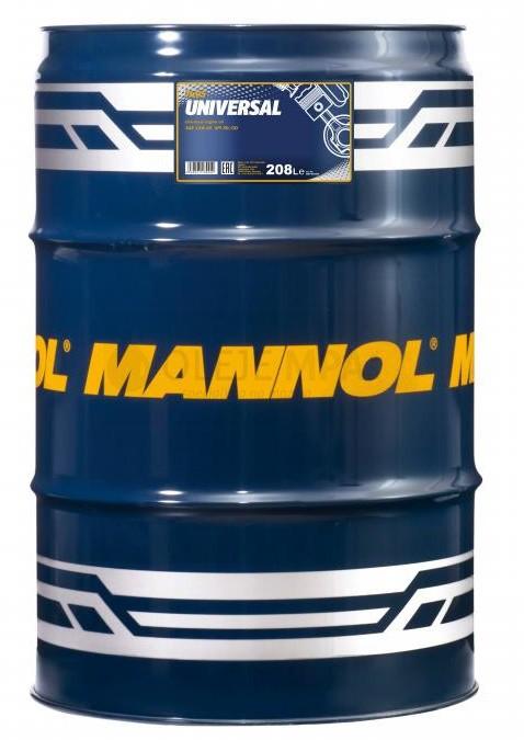 Převodový olej 80W-90 Mannol Universal Getriebeoel - 208 L - Oleje 80W-90