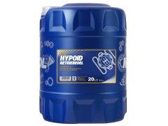 Převodový olej 80W-90 Mannol Hypoid Getriebeoel - 20 L Převodové oleje - Převodové oleje pro manuální převodovky - Oleje 80W-90