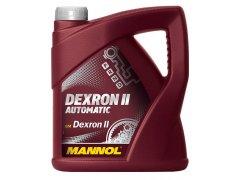 Převodový olej Mannol Dexron II Automatic ATF - 4 L Převodové oleje - Převodové oleje pro automatické převodovky - Olej GM DEXRON II