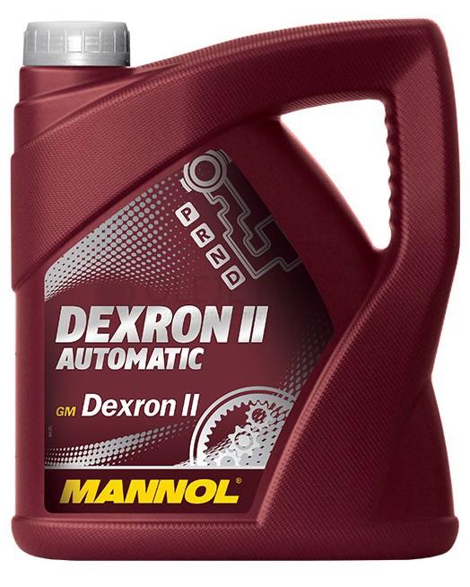 Převodový olej Mannol Dexron II Automatic ATF - 4 L - Olej GM DEXRON II