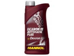 Převodový olej Mannol Dexron III Automatic Plus - 1 L Převodové oleje - Převodové oleje pro automatické převodovky - Oleje GM DEXRON III