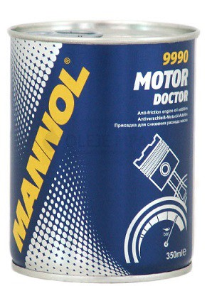 Aditivum Oil Treatment Mannol Motor Doctor 9990 - 350 ML - Brzdové kapaliny, aditiva