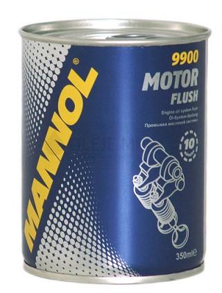 Čistič motoru Mannol Motor Flush 10 min. 9900 - 350 ML - Brzdové kapaliny, aditiva