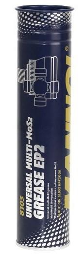 Vazelína Mannol Multi-MoS2 Grease EP 2 - 0.4 KG - Třída NLGI 2