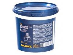 Vazelína Mannol Multi-MoS2 Grease EP 2 - 0,8 KG Plastická maziva - vazeliny - Univerzální (automobilová) plastická maziva - Třída NLGI 2