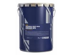 Vazelína Mannol Multi-MoS2 Grease EP 2 - 18 KG Plastická maziva - vazeliny - Univerzální (automobilová) plastická maziva - Třída NLGI 2