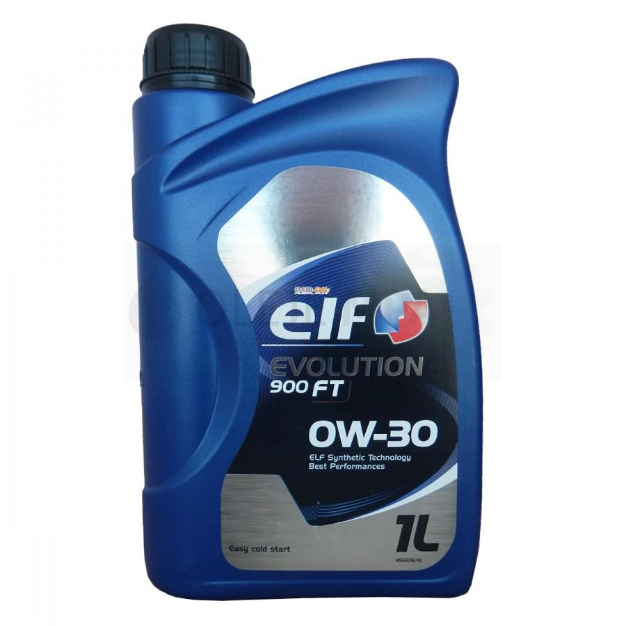 Motorový olej 0W-30 Elf Evolution 900 CRV - 1 L - Oleje 0W-30