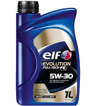 Motorový olej 5W-30 Elf Evolution Full-tech FE - 1 L - Oleje 5W-30
