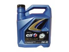 Olej 5W-30 Elf Excellium DID 505.01 - 5l Motorové oleje - Motorové oleje pro osobní automobily - Oleje 5W-30