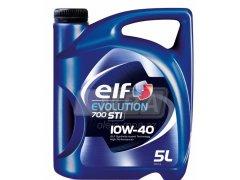 Motorový olej 10W-40 Elf Evolution 700 STI - 5 L Motorové oleje - Motorové oleje pro osobní automobily - Oleje 10W-40