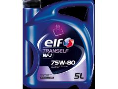 Převodový olej 75W-80 Elf Tranself NFJ - 5 L Převodové oleje - Převodové oleje pro manuální převodovky - Oleje 75W-80