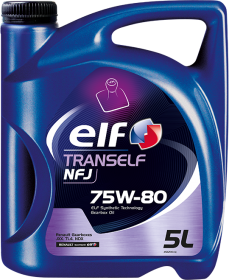 Převodový olej 75W-80 Elf Tranself NFJ - 5 L
