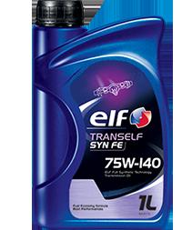 Převodový olej 75W-140 Elf Tranself Synthese FE - 1 L - Oleje 75W-140