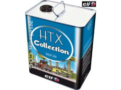 Veteránský olej 20W-50 Elf HTX Collection - 5l Motorové oleje - Motorové oleje pro veterány