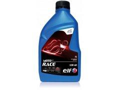 Motocyklový olej 10W-60 ELF MOTO 4 RACE - 1l Motocyklové oleje - Motorové oleje pro 4-taktní motocykly