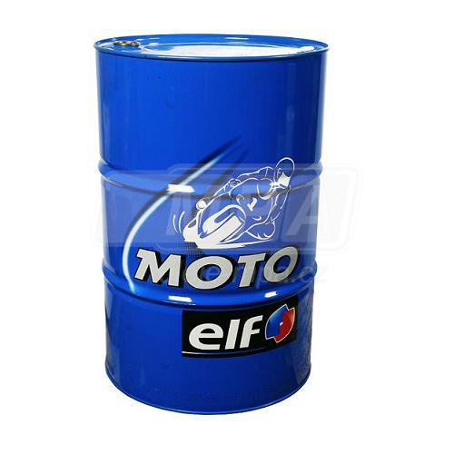 Motocyklový olej 15W-50 Elf Moto 4 ROAD - 60l - Motorové oleje pro 4-taktní motocykly