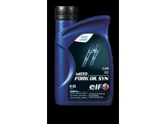 Tlumičový olej SAE 2,5W Elf Moto Fork Oil SYN - 500 ML Motocyklové oleje - Ostatní oleje a produkty pro motocykly
