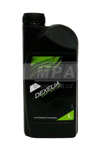 Olej 5W-30 Mazda Dexelia DPF - 1l - MAZDA oleje