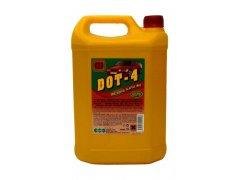 Brzdová kapalina DOT 4 Agrimex - 5l Provozní kapaliny - Brzdové kapaliny, aditiva