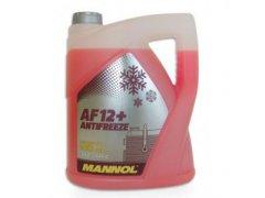 Chladící kapalina Mannol Antifreeze AF 12+ -40°C - 5 L Provozní kapaliny - Chladící kapaliny - antifreeze