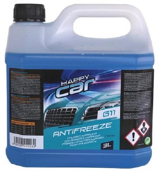 Chladící kapalina Antifreeze G11 Typ C - 3 L